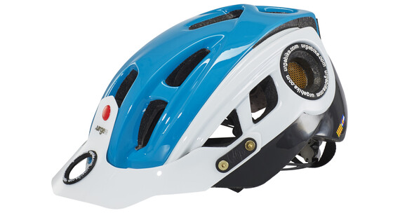 Urge Supatrail Helmet black/blue